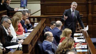 Clavijo ve a Canarias 'francamente mejor' que en 2015