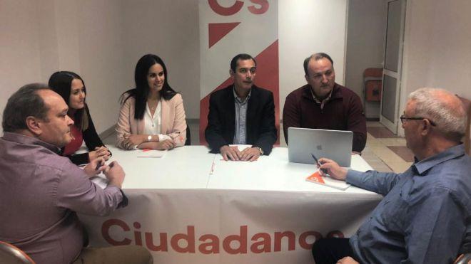 """""""Cs va a ocupar la centralidad para liderar el cambio que necesita Canarias"""""""