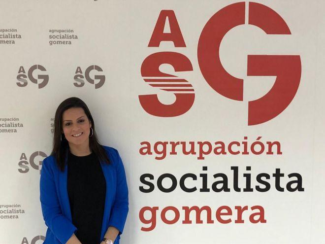 ASG designa a Yaiza Castilla como candidata al Senado
