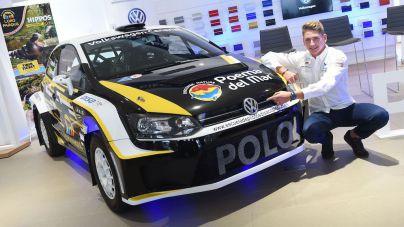 Raúl Capdevila afronta una nueva temporada con el VW Polo N1