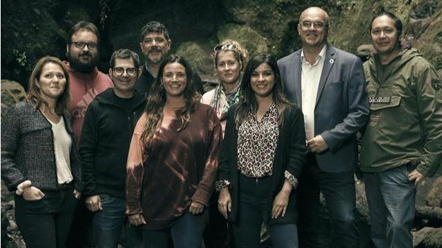 'The Witcher' destaca la 'gran diversidad y espectacularidad' de los paisajes de La Palma