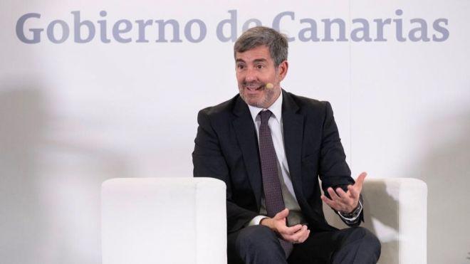 El TSJC rechaza que Clavijo pueda presentar recurso de casación contra el desvío del 'caso Grúas' a La Laguna