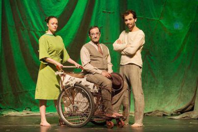 """El Teatro Guiniguada celebra este miércoles el Día Mundial del Teatro con la obra """"Tal vez soñar"""""""