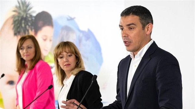 Canarias aprueba los convenios para depuración que le permitirá cumplir con el ciclo del agua