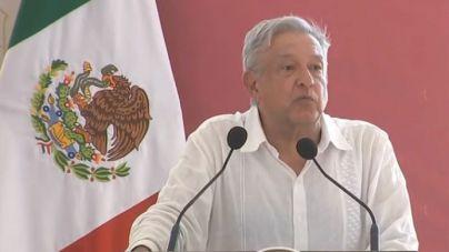 Gobierno, PP, Cs y Vox censuran a López Obrador y Podemos le apoya