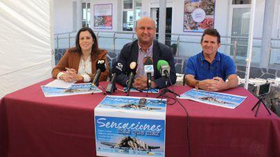 'Sensaciones más que mar' fomenta la actividad pesquera y gastronomía en Los Abrigos