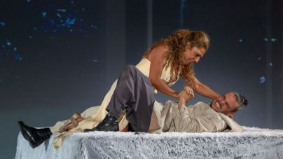 Lolita Flores interpretará una adaptación de la obra clásica 'Fedra' en el Teatro Guimerá