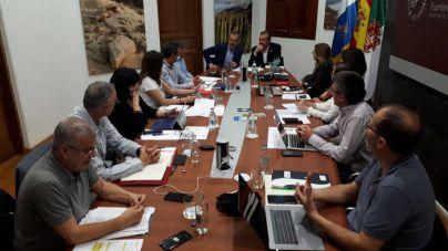 Fuerteventura y la ULPGC trabajan para implantar un sistema de formación dual en la Isla