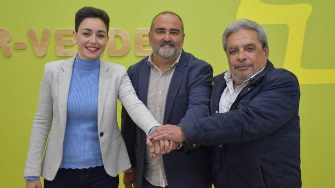 IR-Verdes presenta su plancha al Ayuntamiento de El Rosario