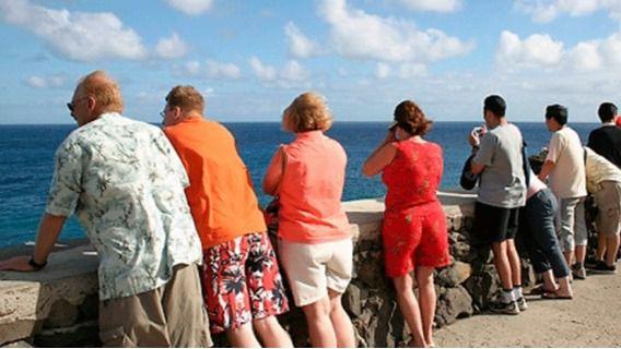 El gasto de los turistas extranjeros en Canarias avanza un 2% en febrero, hasta los 1.447 millones