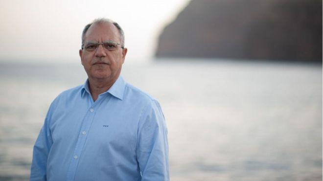 """""""El Puerto de Playa de Santiago supondrá un salto de calidad en las conexiones con La Gomera"""""""