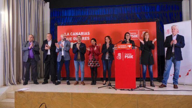 """""""Ganaremos las elecciones y construiremos un futuro mejor para El Hierro, para Canarias y para España"""""""