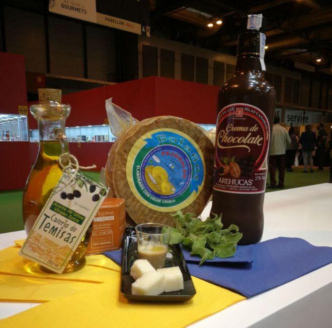 Gran Canaria lleva al Salón Gourmet de Madrid las delicatesen de más de 70 empresas