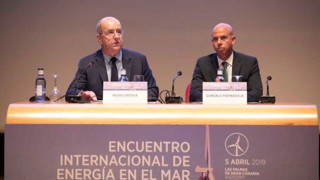 Canarias, lugar idóneo para el desarrollo de la energía eólica flotante
