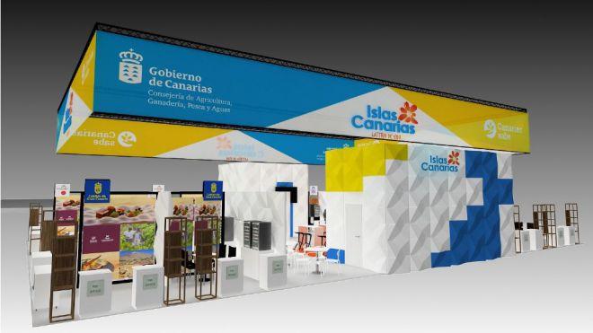 Canarias está presente en el 33º Salón de Gourmets para consolidar canales de comercialización fuera de las Islas
