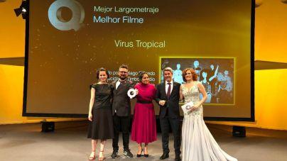 La colombiana 'Virus tropical', Premio Quirino al mejor largometraje de animación