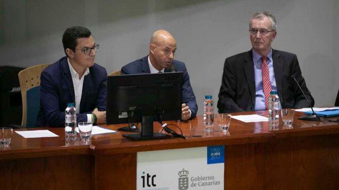 Pablo Rodríguez destaca la importancia de la energía geotérmica en la expansión de las renovables