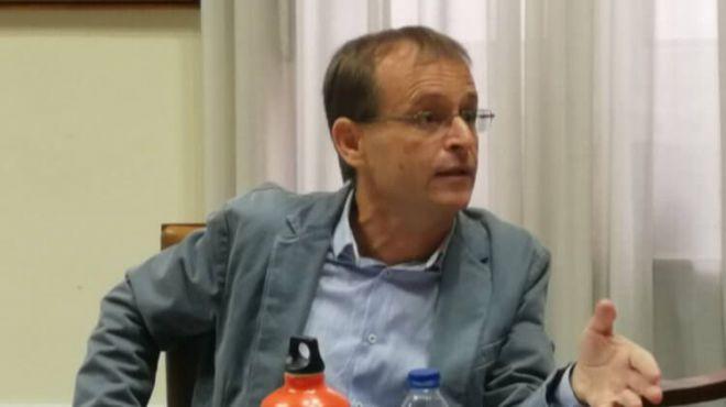 """Trujillo: """"Hay que evitar que Coalición Canaria nos hackee el cerebro"""""""