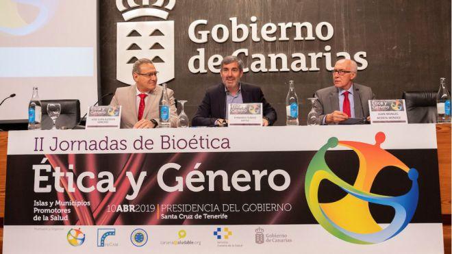 Más de 300 profesionales en las Jornadas de Bioética que abordan los valores éticos desde la perspectiva de género