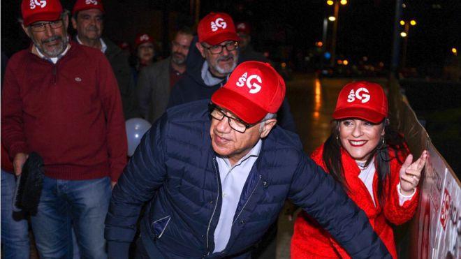 ASG arranca su campaña con un programa electoral que sitúa a La Gomera en el centro de sus prioridades