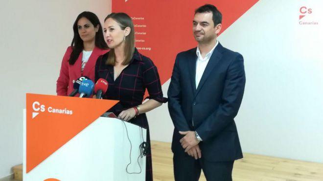 Ciudadanos presenta 23 puntos en su programa nacional para Canarias