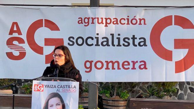 Yaiza Castilla insistie en poner el acento en mejorar el bienestar social