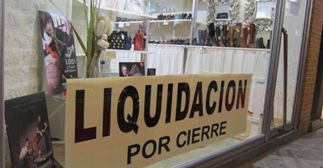 El 30% de las quiebras en Canarias son comercios
