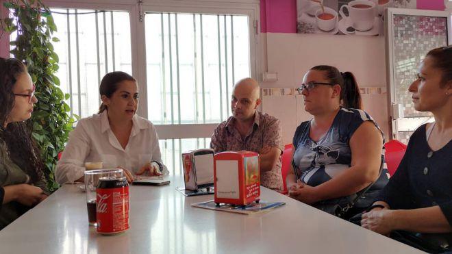 """""""Arona necesita que funcionen los servicios generales, como la limpieza"""""""