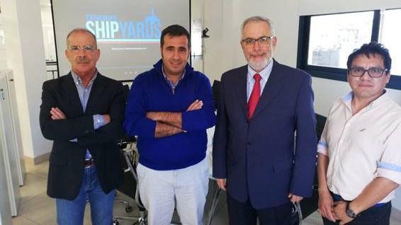Fepeco apoya la permanencia de la empresa Tenerife Shipyards en el Puerto