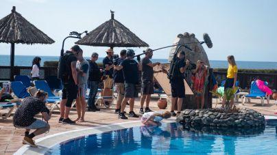 'Playa del Embassy' se rueda íntegramente en Gran Canaria