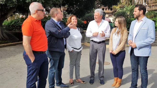 Pedro Quevedo propone un plan turístico estatal que ponga en valor a Canarias
