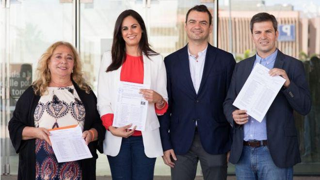 'Ciudadanos va a sacar a Canarias del estancamiento permanente'