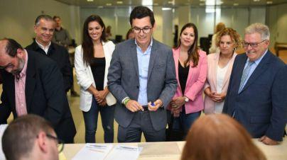 Coalición Canaria-Unidos por Gran Canaria presenta sus candidaturas