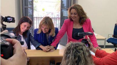 Rosa Dávila encabeza la lista al Parlamento por Tenerife