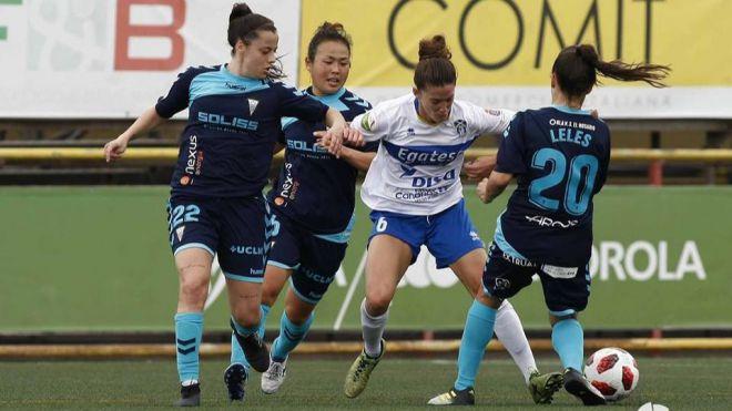 Quinta victoria consecutiva ante el Fundación Albacete