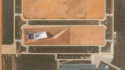 El proyecto de la nueva sede de la Reserva de la Biosfera, finalista de un premio internacional de arquitectura