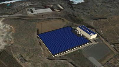 El Cabildo adjudica la instalación de 988 placas fotovoltaicas en la desaladora de Arucas-Moya