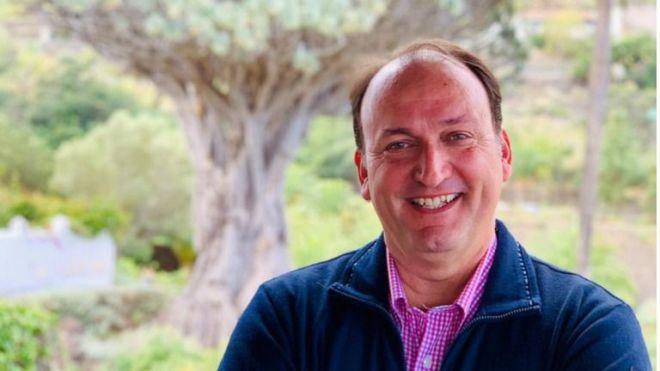 Ricardo Fernández de la Puente encabezara la lista de Cs al Parlamento de Canarias por Tenerife