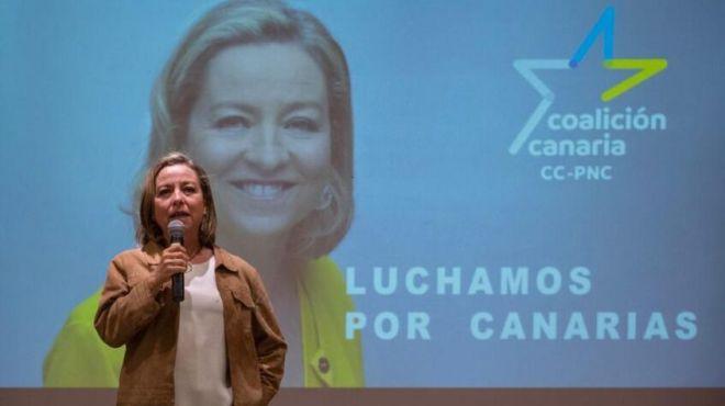"""Oramas insiste en que """"el Gobierno que salga de las urnas está obligado a cumplir con Canarias"""""""