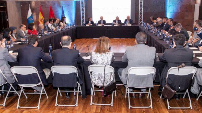El Gobierno anima a empresas marroquíes y canarias a participar en una estrategia de desarrollo conjunta