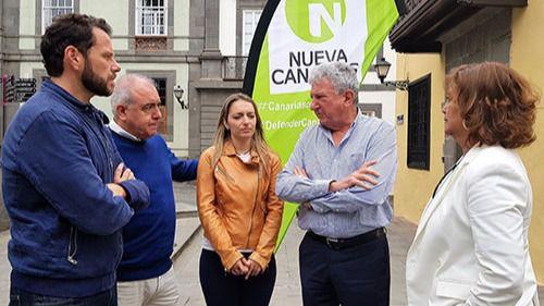 """""""Pido el voto para defender Canarias y frenar a la extrema derecha"""""""