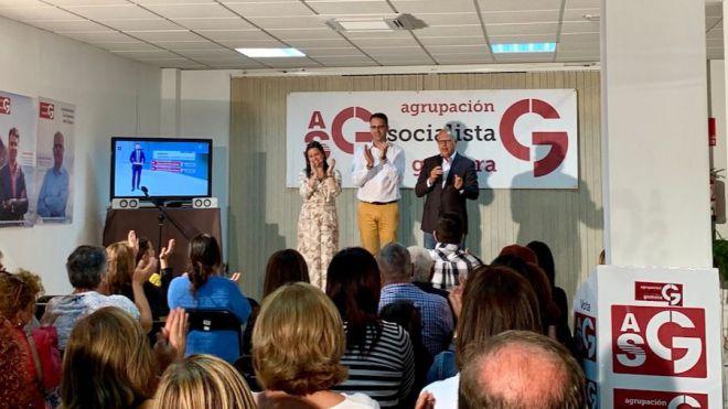 Yaiza Castilla repite como senadora