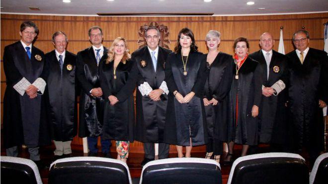 El Consejo Canario de Colegios de Abogados renueva sus cargos
