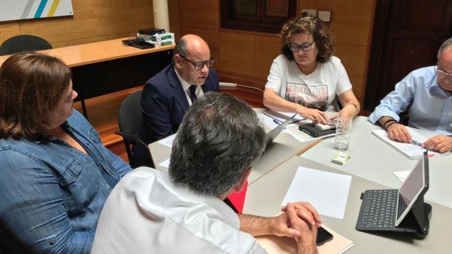 CC dice que su 'línea roja' para apoyar un Gobierno del PSOE es Podemos porque no coinciden en su visión