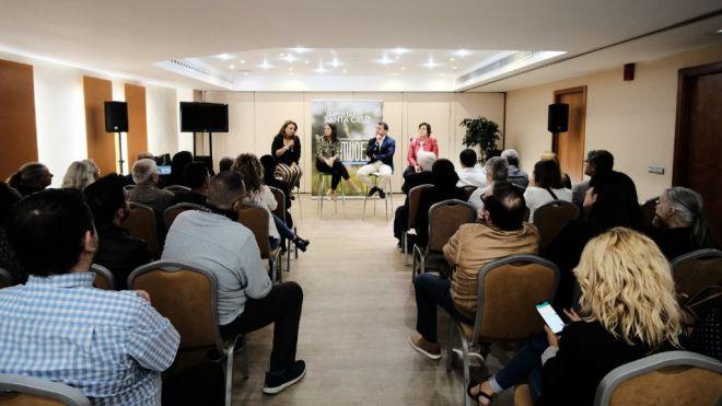 Bermúdez explica al Tercer Sector las propuestas de su compromiso social