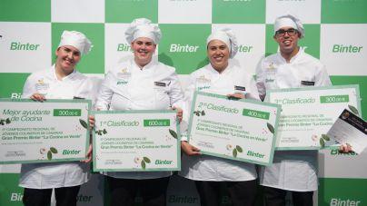 'La Cocina en Verde' designa a sus cinco finalistas
