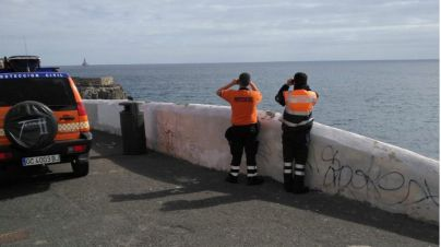 Se desactiva el PECMAR ante la dispersión de la mancha de fuel en la costa de Gran Canaria