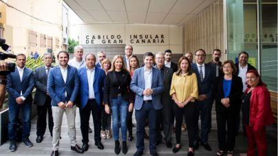 """""""Cs aspira a convertir el Cabildo en el principal motor económico de la isla"""""""