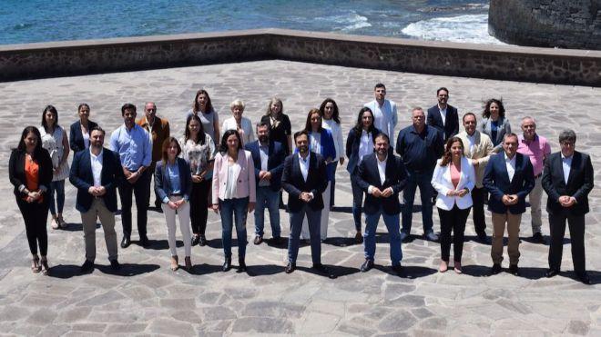 """Lope Afonso presenta una lista para Tenerife con """"equilibrio y representación municipal"""""""
