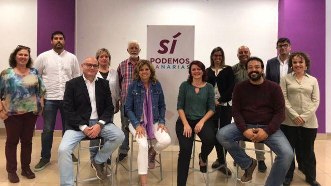 María José Belda humaniza y feminiza el Cabildo de Tenerife con su lista de Sí Podemos Canarias